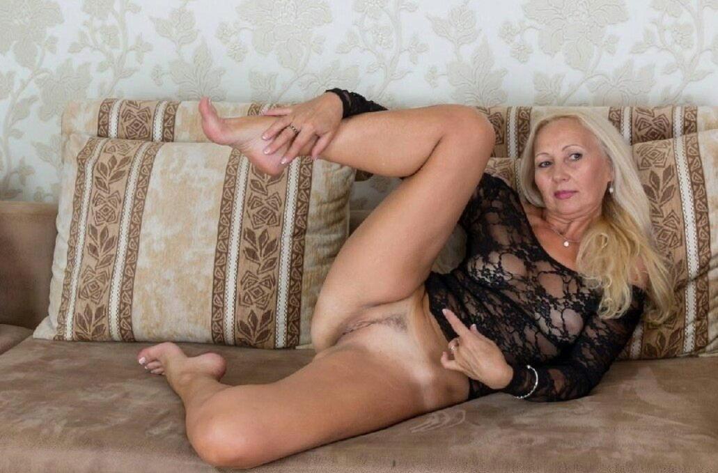 Порно любитель зрелых дам